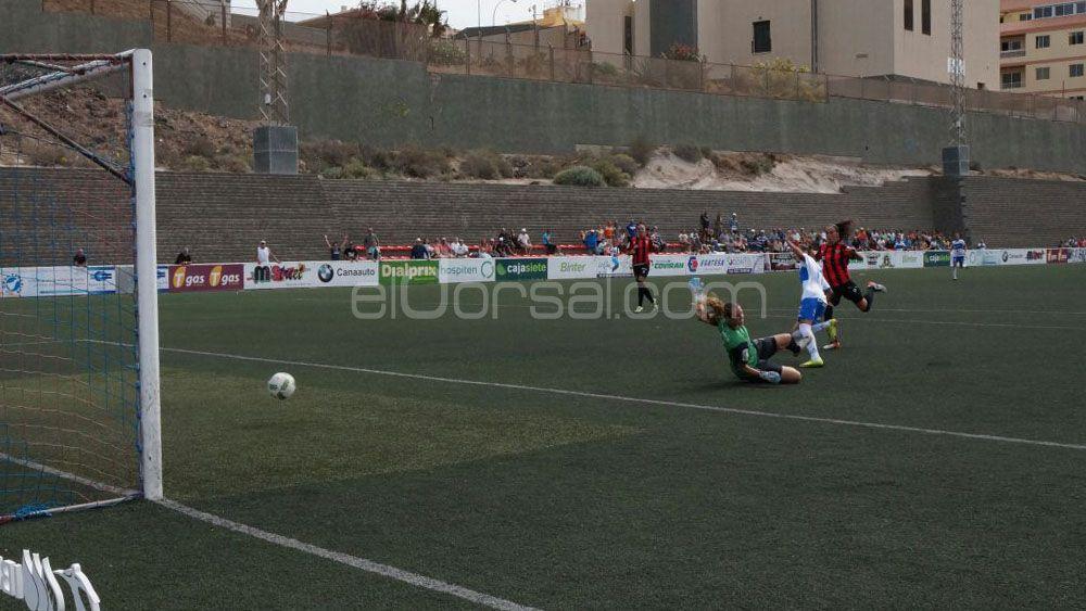 Así vivimos la victoria de la UDG Tenerife ante el Sporting de Huelva