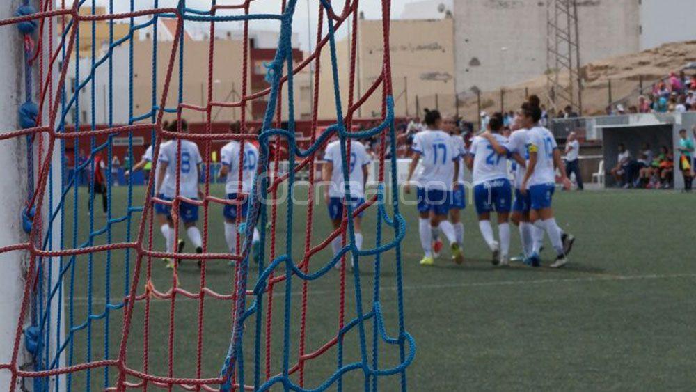 UDG Tenerife, fútbol femenino
