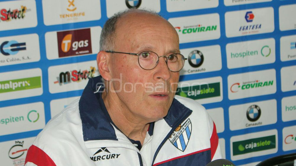 "Antonio Toledo: ""La victoria de la UDG Tenerife ha sido justa"""