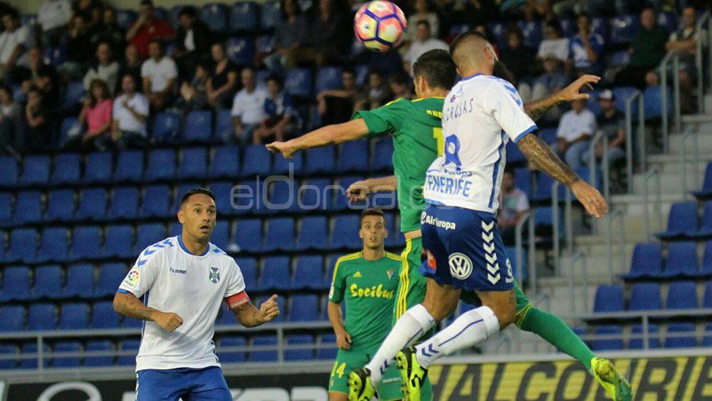 Así vivimos un empate que sabe a derrota para el CD Tenerife