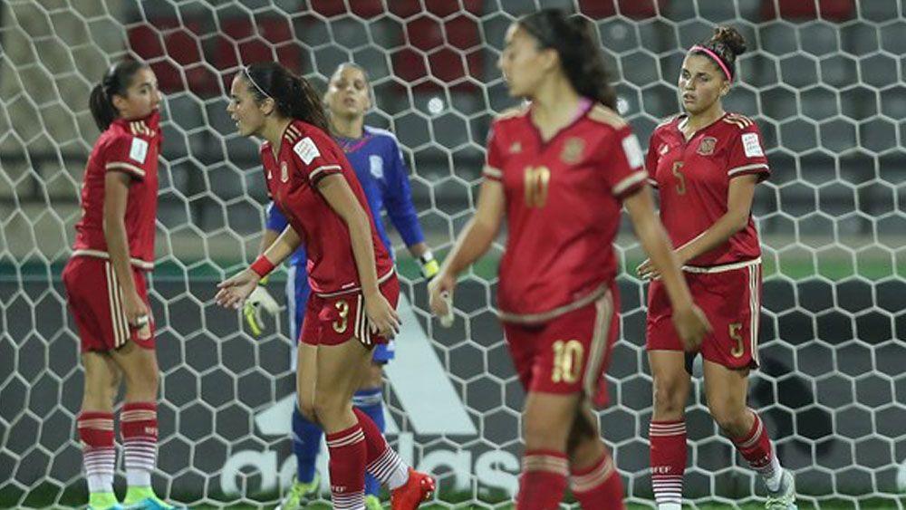 La Rojita de Noelia y Natalia Ramos cae en semifinales del Mundial ante Japón