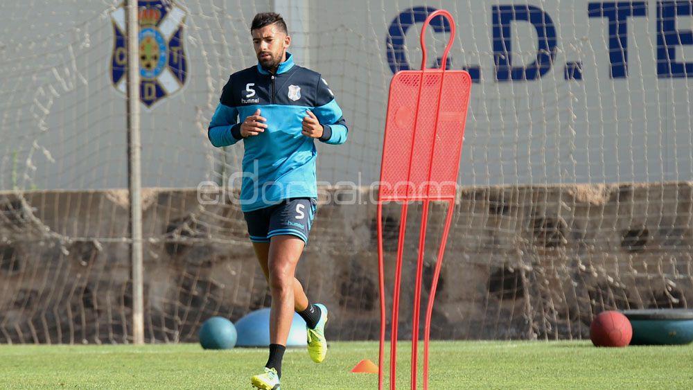 El inolvidable golazo de Alberto Jiménez en Oviedo