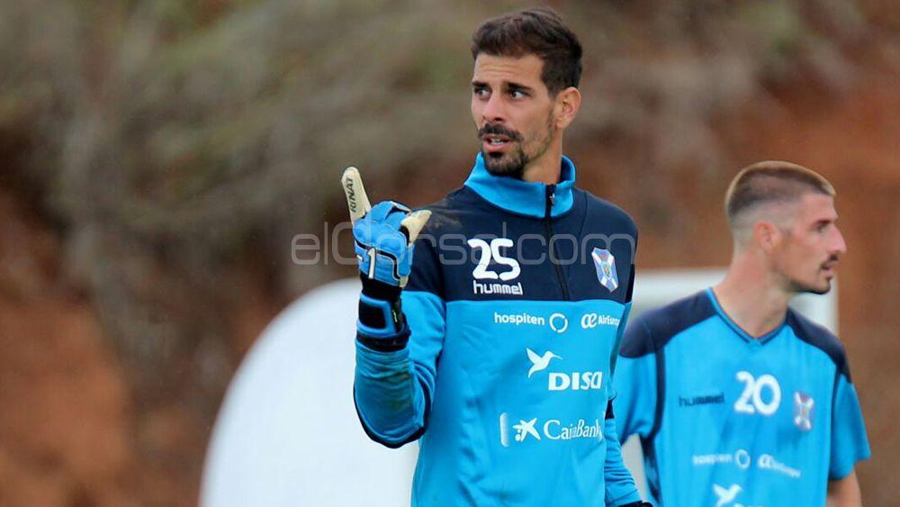 Dani Hernández se mide al equipo que le hizo debutar en Primera División