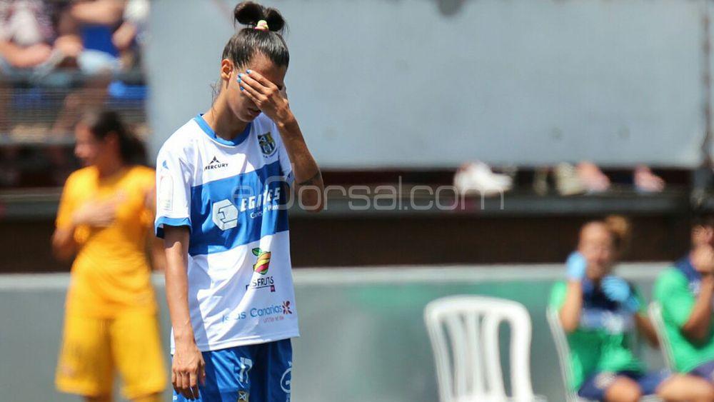 Inoportuno parón en la Liga Iberdrola para la UDG Tenerife