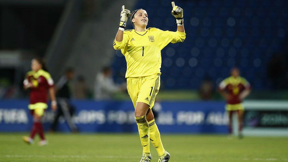 Noelia Ramos vuelve a la selección española Sub-19