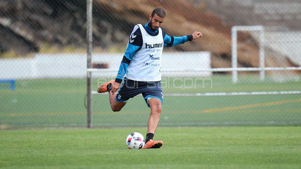 Haythem Jouini, la mejor apuesta del CD Tenerife