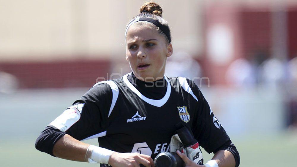 Noelia Ramos, Guante de oro en el Mundial Sub-17 de Jordania