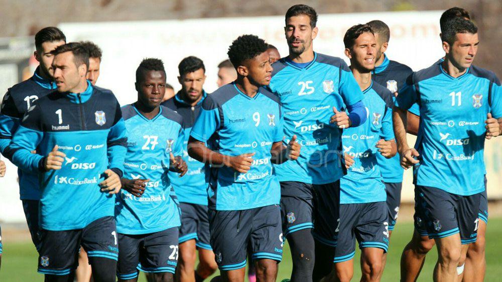 Finalizan las vacaciones para los jugadores del CD Tenerife
