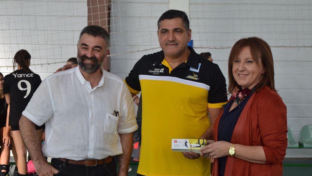 El CV Aguere refuerza lazos con la Universidad de La Laguna