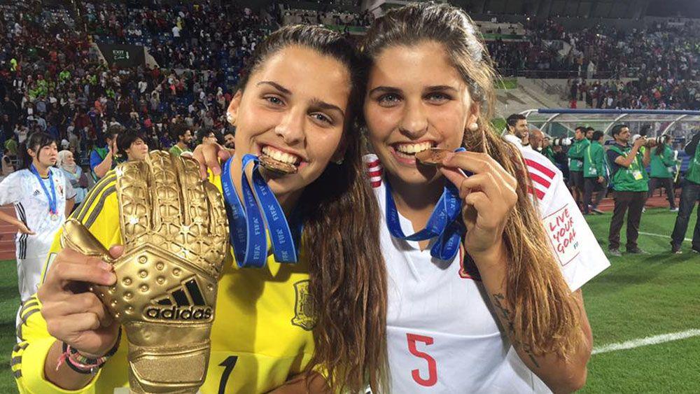Natalia y Noelia Ramos estarán con España Sub-19 en Irlanda del Norte