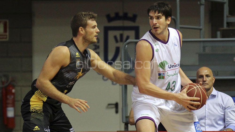 Tim Abromaitis, en el equipo de la semana de la Basketball Champions League
