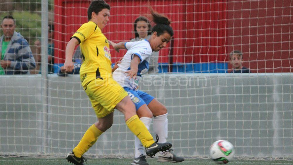 Marilén Delgado, ud tacuense, fútbol femenino