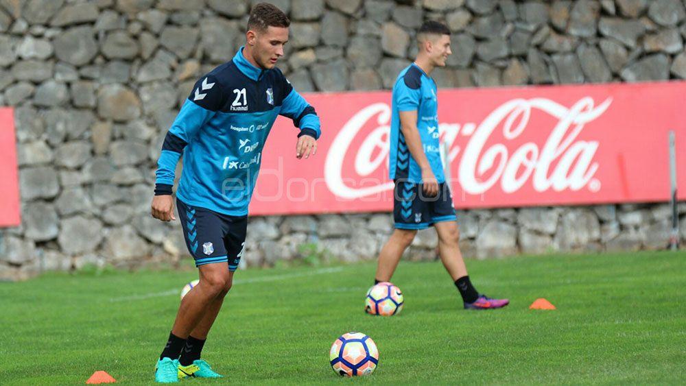 Jorge Sáenz, Segunda División