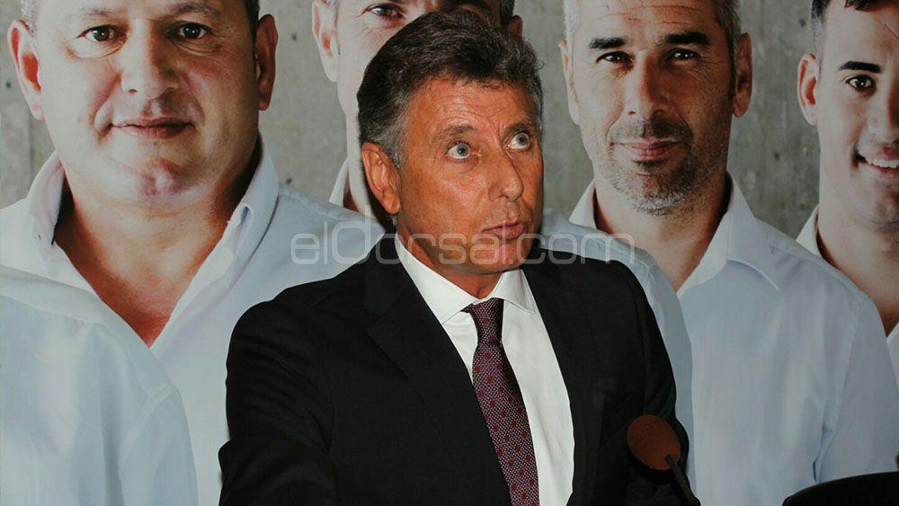 """Pérez Borrego: """"Si fichamos a dos buenos jugadores en enero, habrá opciones de ascenso"""""""