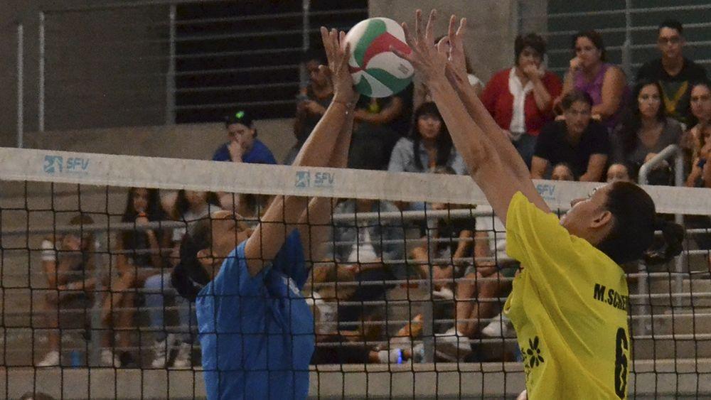 Aguere Tenerife y CV Haris protagonizan uno de los mejores encuentros de la Superliga