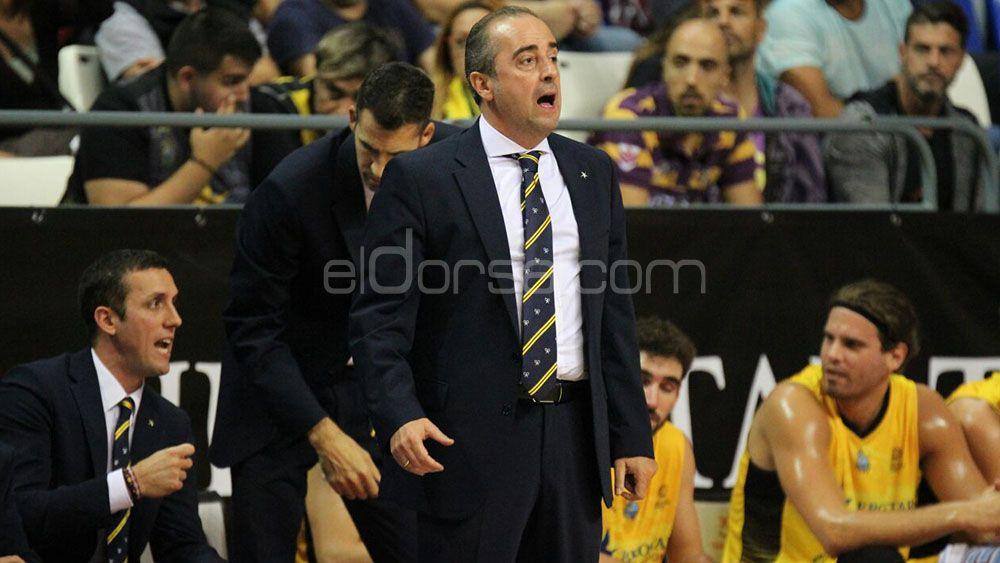 Bilbao Basket – Iberostar Tenerife, el partido más especial para Txus Vidorreta
