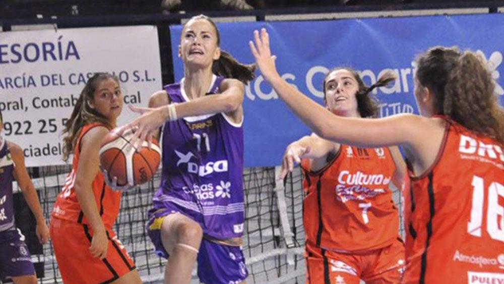 Ciudad de los adelantados, baloncesto femenino