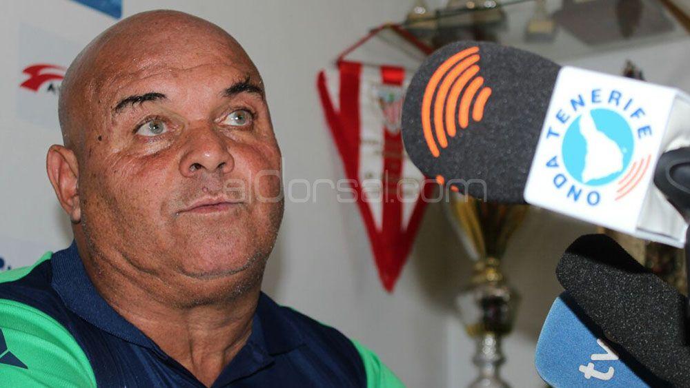 """Ayala: """"Felicito a la UD Tacuense, ha sido un partido digno de Primera División"""""""