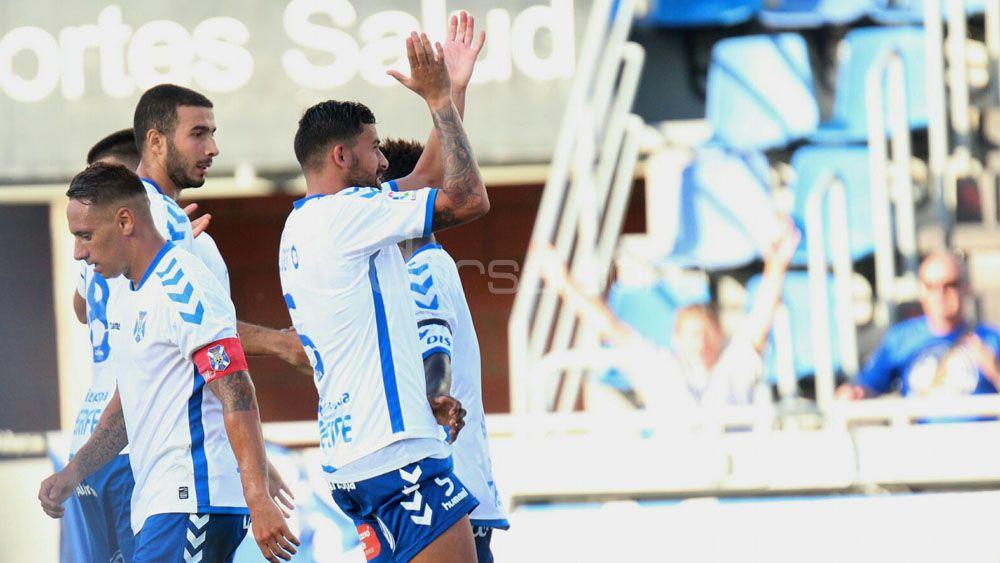Elige el once del CD Tenerife para medirse al CD Lugo