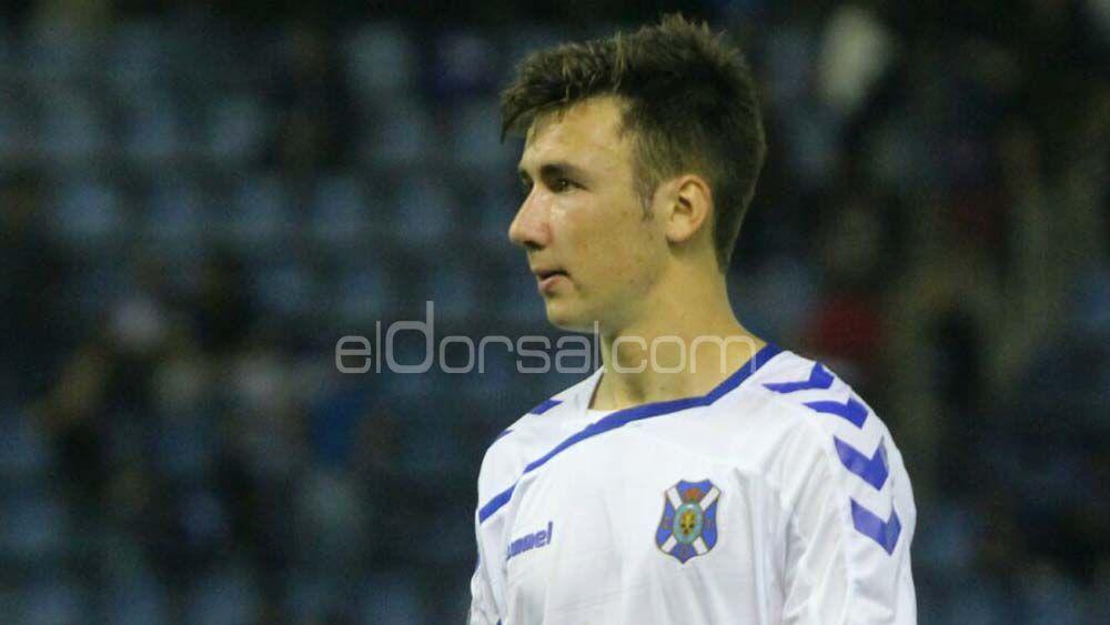 """Saúl García: """"El CD Tenerife era mi prioridad, pero ya había fichado a dos laterales"""""""