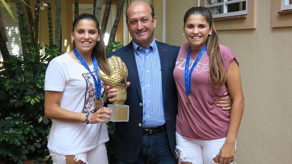 José Francisco Pérez destaca el papel de Noelia y Natalia Ramos en el Mundial sub-17