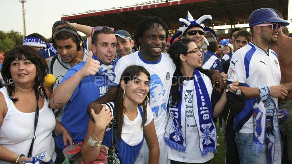Las casualidades de los ascensos del CD Tenerife a Primera se vuelven a dar en 2017