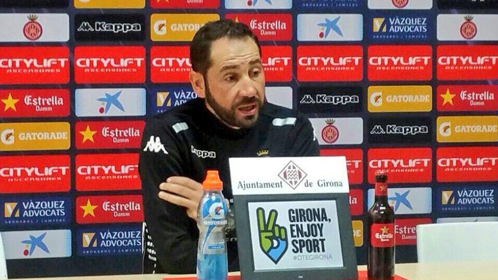 """Machín: """"El CD Tenerife es muy peligroso, cuenta con uno de los jugadores más veloces de Segunda División"""""""