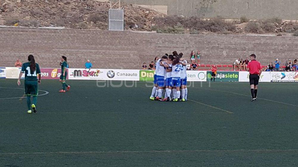 Así vivimos la victoria de la UDG Tenerife ante el Real Betis