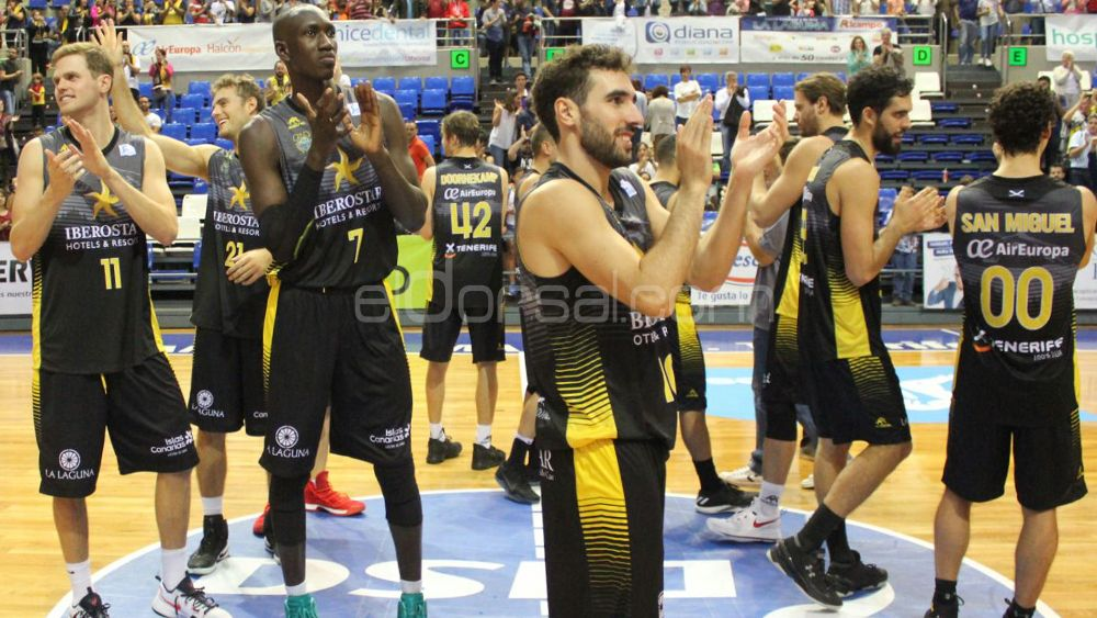 Jugadores Iberostar Tenerife, ACB