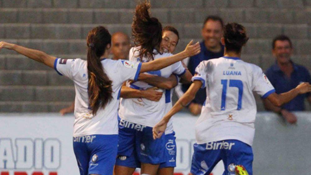 Los golazos de la UDG Tenerife frente al Real Betis