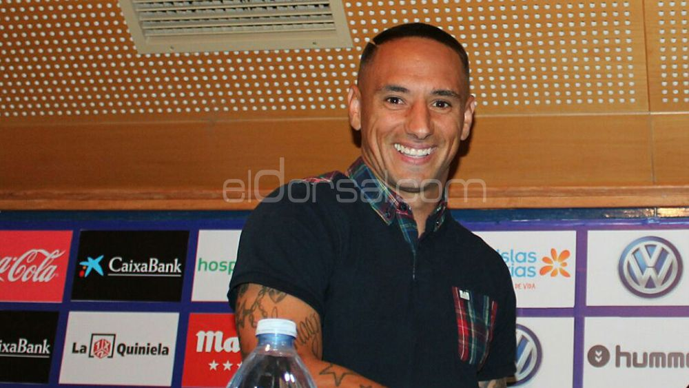 """Suso: """"Hubiera esperado por el CD Tenerife hasta el último momento"""""""