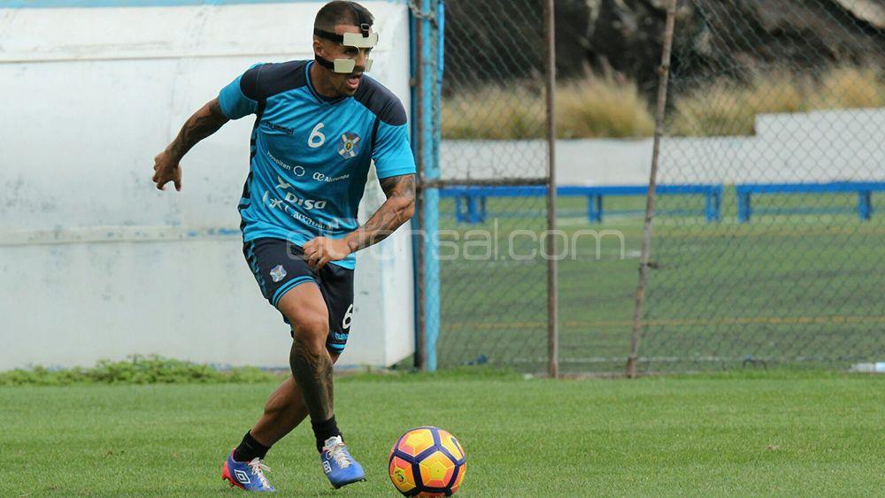 """Vitolo: """"Si Martí lo cree oportuno, estoy disponible para jugar frente al CD Numancia"""""""