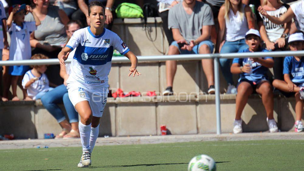 """Silvia Doblado: """"El Fundación Albacete se ha reforzado con jugadoras de calidad, nos lo pondrá difícil"""""""