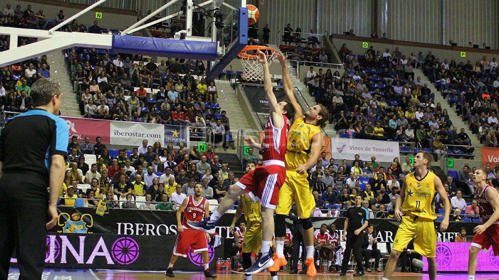 Así vivimos la primera derrota de Iberostar Tenerife en la Champions