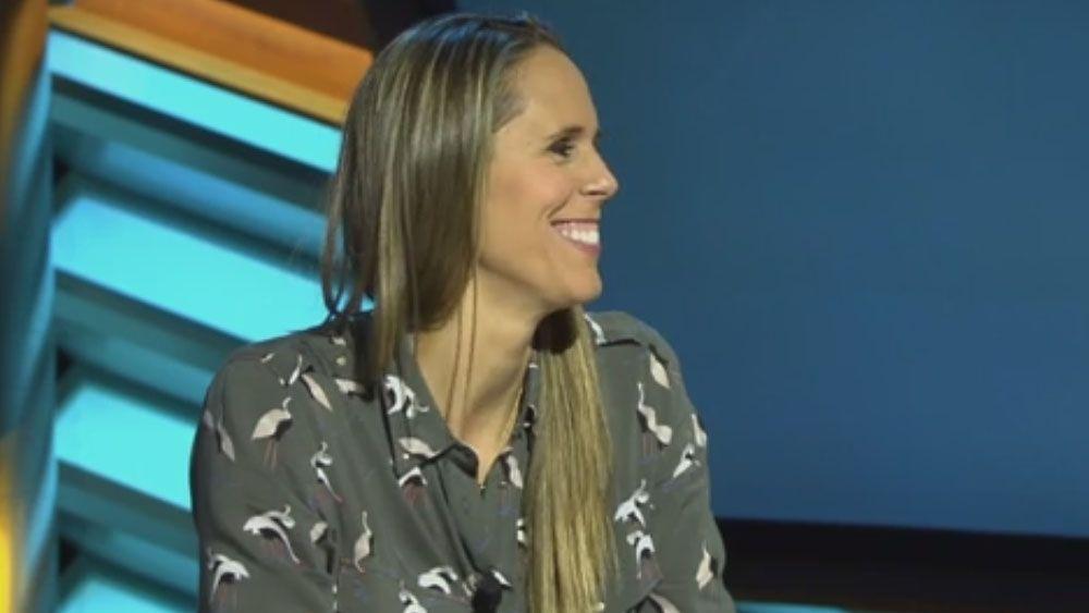 Amaya Valdemoro compara a Iberostar Tenerife con San Antonio Spurs