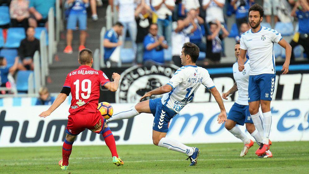 Así vivimos el empate del CD Tenerife contra el CD Numancia