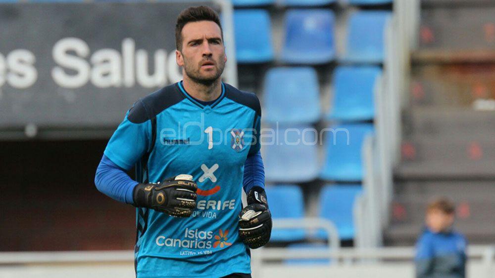 El ex del CD Tenerife Ismael Falcón jugará en el Hércules