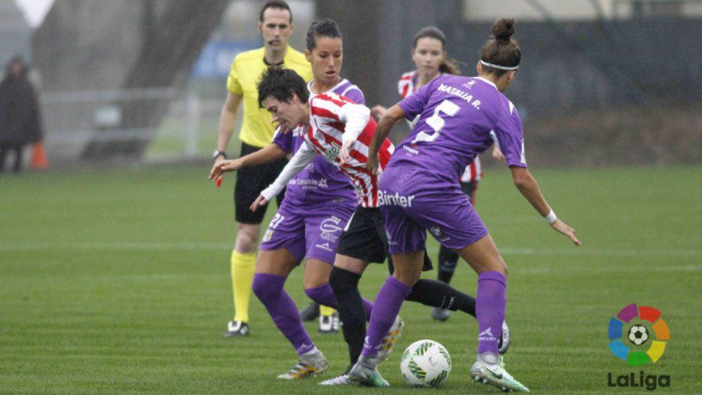 El Athletic de Bilbao acaba con la racha positiva de la UDG Tenerife