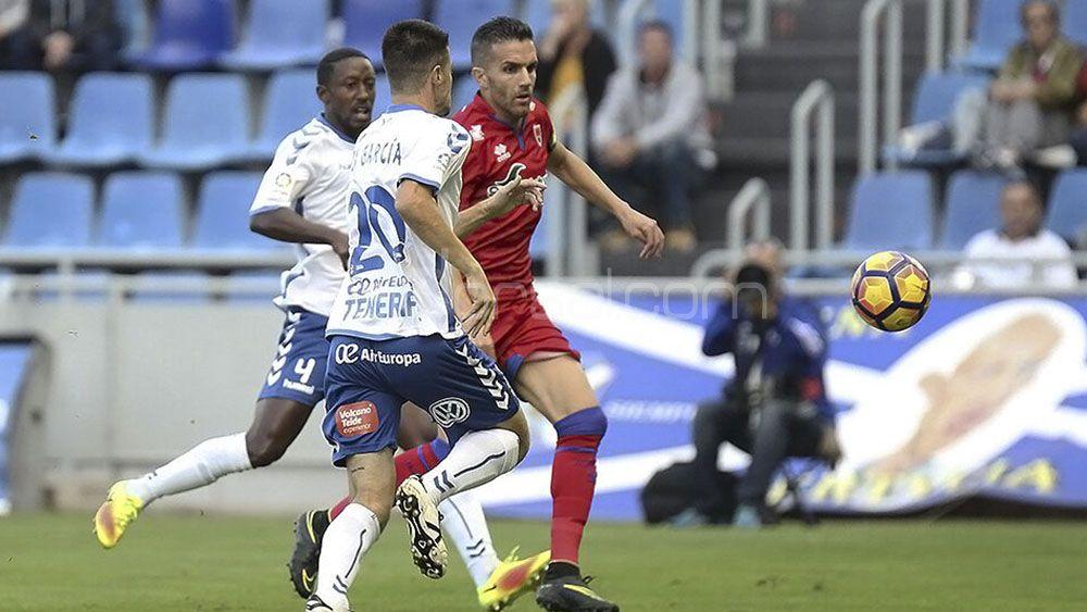 """Julio Álvarez: """"Veo a los jugadores del Tenerife nerviosos"""""""