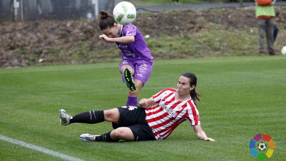 Pena y rabia entre las jugadoras de la UDG Tenerife