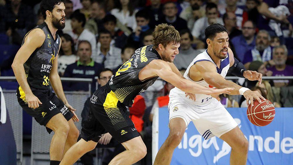El Real Madrid no dio opciones a un gris Iberostar Tenerife