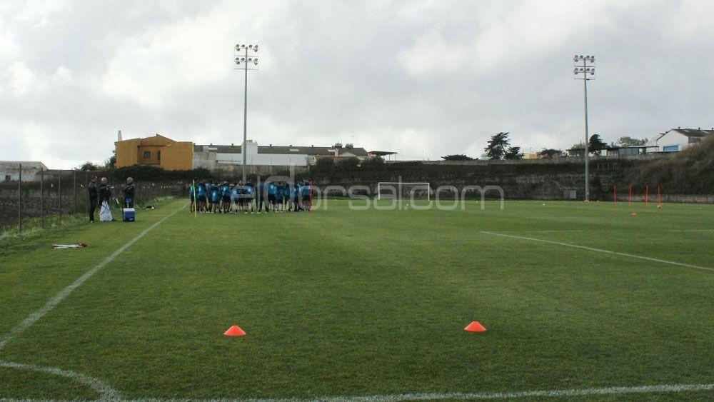 El CD Tenerife estrena el Campo 1 de la Ciudad Deportiva Javier Pérez