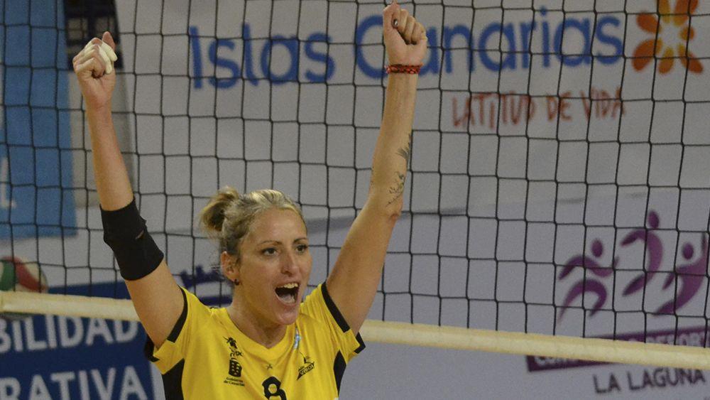 Diana Sánchez, voleibol femenino