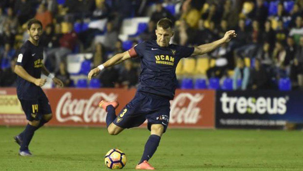 """Góngora: """"El CD Tenerife es muy fuerte en casa ya que juega con la ventaja del clima"""""""
