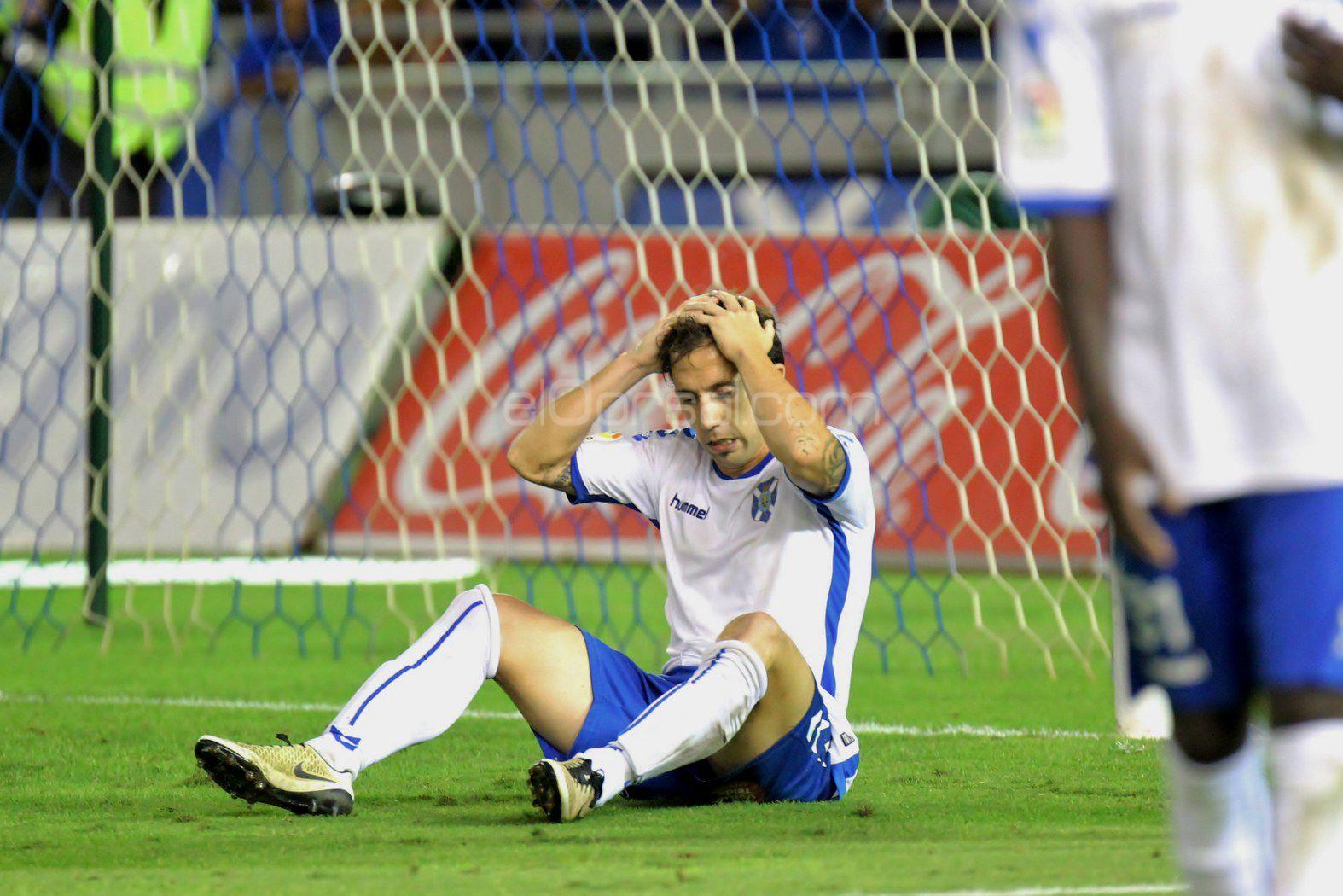 El lateral lamenta el empate, pero se queda con la competitividad del equipo | @jacfotografo
