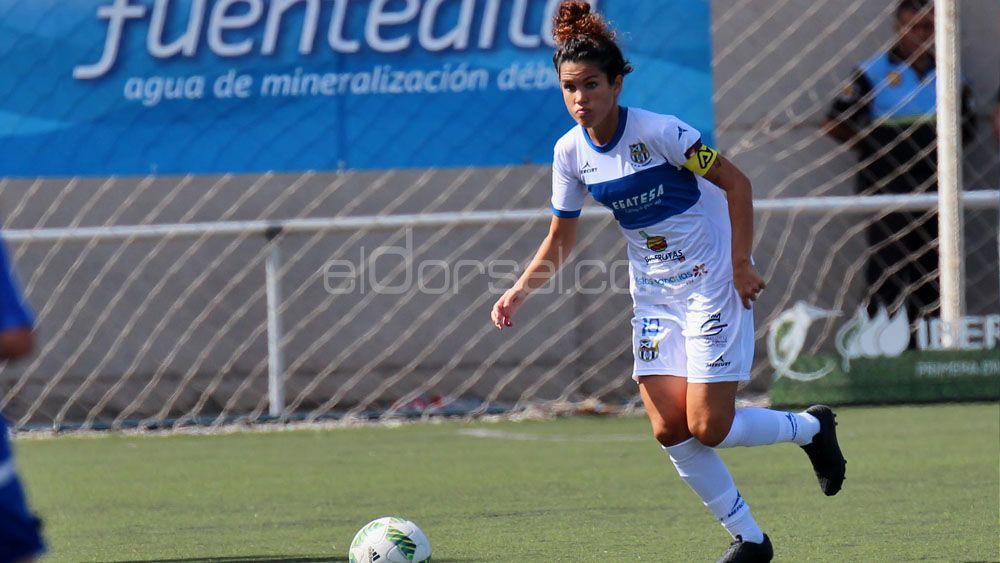 La UDG Tenerife ya tiene capitanas