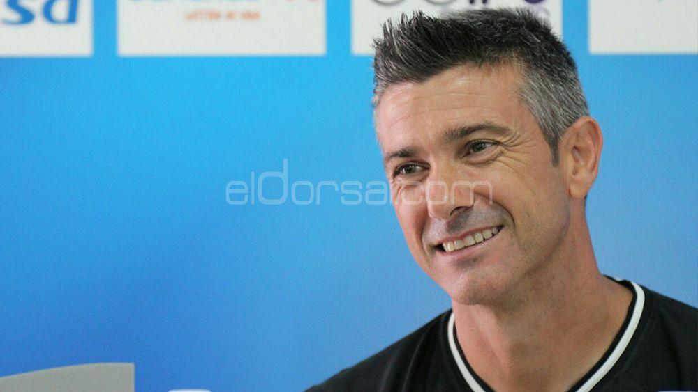 Entrenador CD Tenerife
