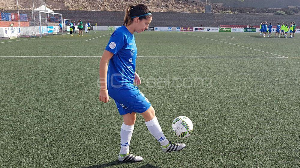 fútbol femenino, granadilla
