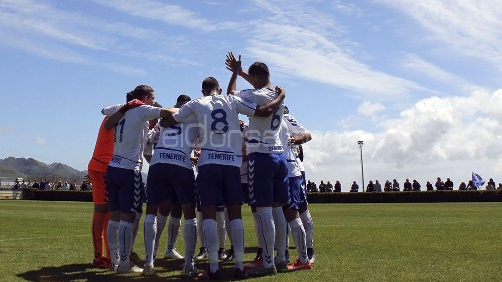 La gran revelación de la Tercera Canaria mide la fortaleza del Tenerife B en su feudo