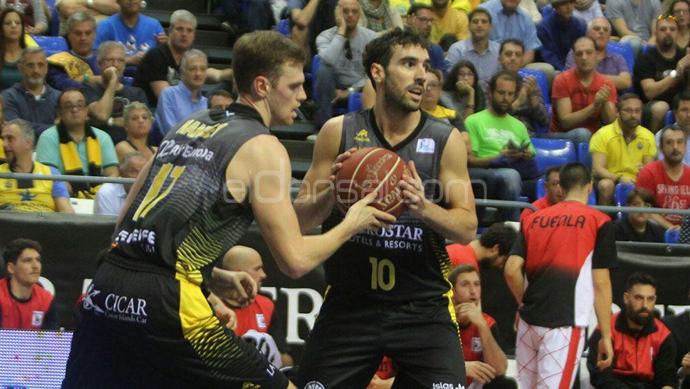 La mayor victoria de la historia del Iberostar Tenerife en ACB